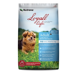Nutrena Loyall Life Adult Lamb Meal & Rice