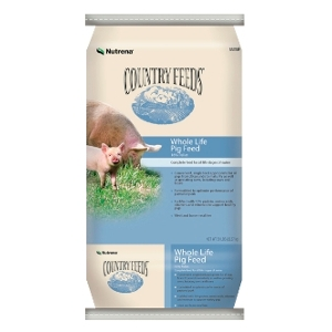 Nutrena Country Feeds Whole Life Pig Feed