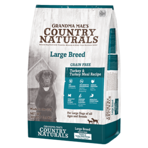 Grain Free Single Protein Large Breed Formula