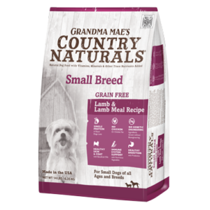 Grain Free Single Protein Small Breed Formula