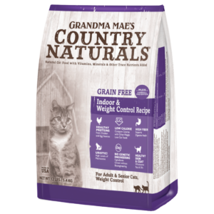 Grain Free Weight Control/Hairball Recipe for Cats