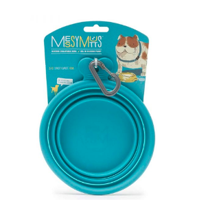 Messy Mutt Silicone Collapsible Bowl