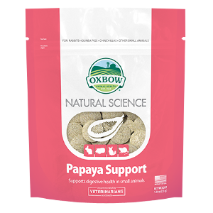 Oxbow Natural Science Papaya Support