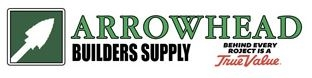 Arrowhead Builders Supply Logo