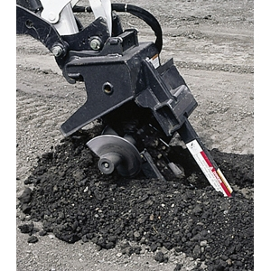 Bobcat 3' Trencher Attachment