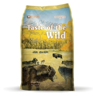 Taste of the Wild High Prairie Canine Formula 30 Pound