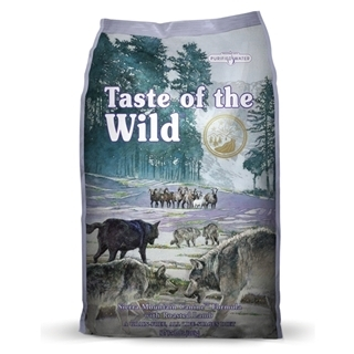 Taste of the Wild Sierra Mountain Canine Formula with Roasted Lamb 30 Pound