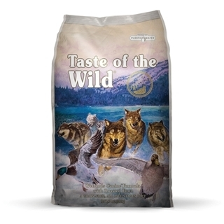 Taste of the Wild Wetlands Canine Formula 30 Pound