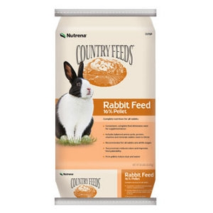 Country Feeds 16% Rabbit Pellets