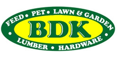 BDK Feed and Supply Logo
