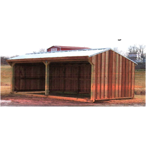 Sheds Row Style - Board & Batten Buildings