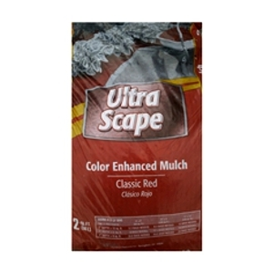 Ultra Scape Color Enhanced Red Mulch