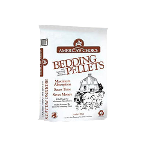 American Wood Fibers Bedding Pellets 40lb