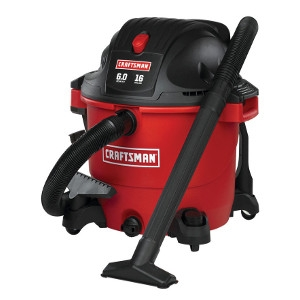 Craftsman 16 Gallon Corded Wet/Dry Vacuum