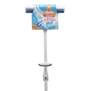 Mr. Clean Magic Eraser Roller Mop 55 in. L x 9.75 in. W