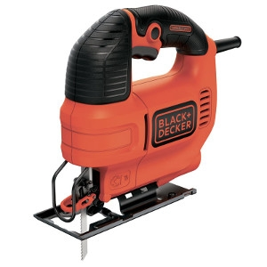 Black+Decker Corded Jig Saw