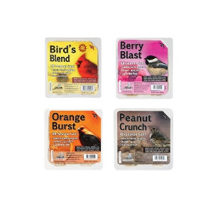 Heath Wild Bird Suet - Assorted Flavors