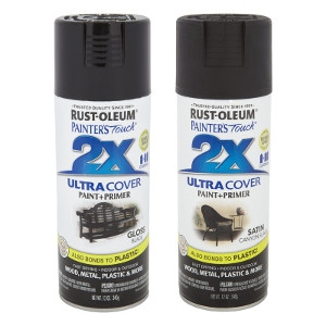 Rust-Oleum Painter's Touch Ultra Cover 2x Paint+Primer Enamel Spray 12 oz.