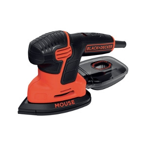 Black & Decker Mouse Detail Sander 1.2 amps