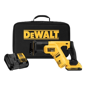 DeWalt Max Li-Ion Cordless Reciprocating Saw Kit