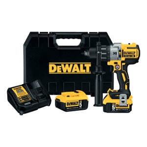DeWalt XR Metal Ratcheting Brushless Hammerdrill Kit