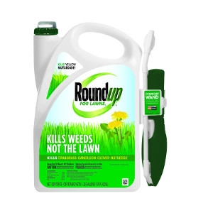Roundup For Lawns Weed Killer Liquid $21.99