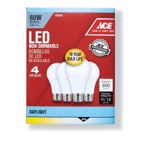 Ace LED Light Bulb 60 Watts