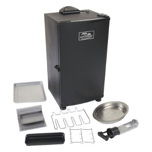 Masterbuilt 30 in. Electric Smoker Black