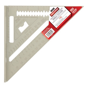 Craftsman Rafter Angle Square 7in.