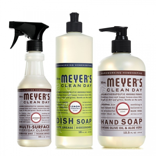 Select Mrs. Meyer's Products Now $2.99/each