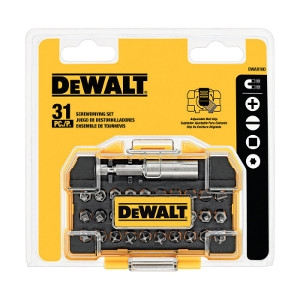 DeWalt Impact Ready Multi-Bit Screwdriver Set 31 pc.