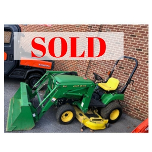 Used John Deere 2210 23hp