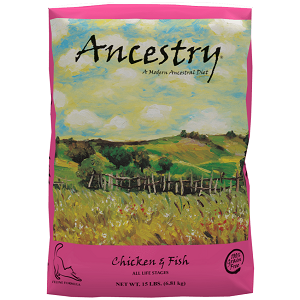 Ancestry Chicken & Fish Cat Food