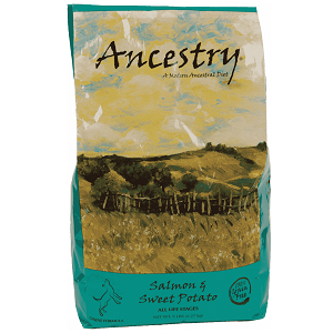 Ancestry Salmon & Sweet Potato Dog Food