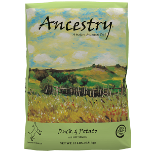 Ancestry Duck & Potato Dog Food