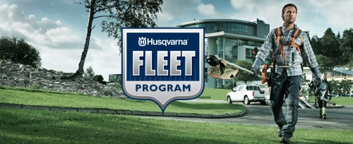 Husqvarna Fleet Package
