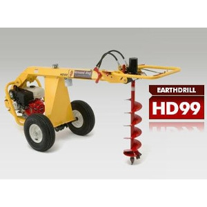 Ground Hog Hydraulic Auger