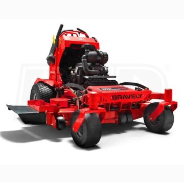 Used Gravely Stand On Zero Turn