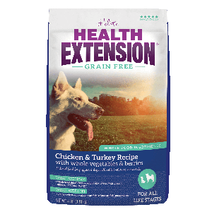 Health Extension's Grain Free Chicken & Turkey