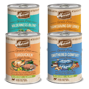 Merrick Classic Recipe Dog Canned Select Flavors