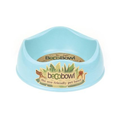 Beco Bowls Medium Green Dog Bowl