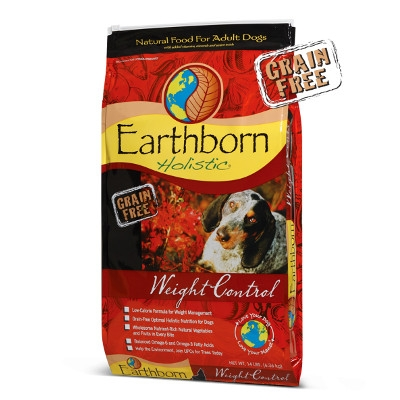 Earthborn Grain Free Weight Control, 14 lbs.
