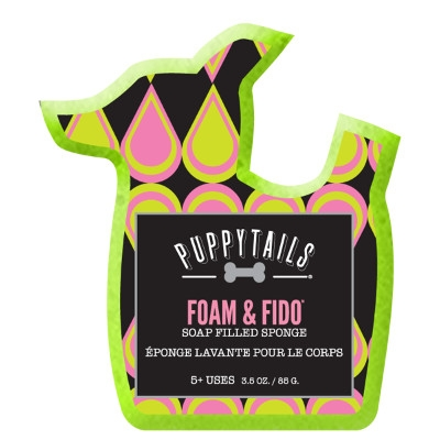 Puppytails Foam & Fido Soap Sponges