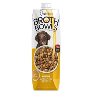 Fruitables® Broth Bowls Warm & Serve Chicken Broth