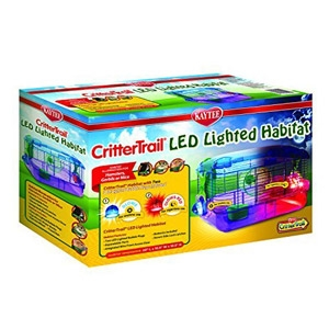 CritterTrail® LED Lighted Habitat