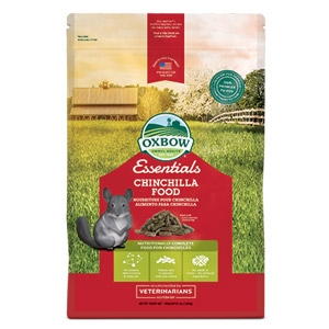 Oxbow™ Essentials Chinchilla Food