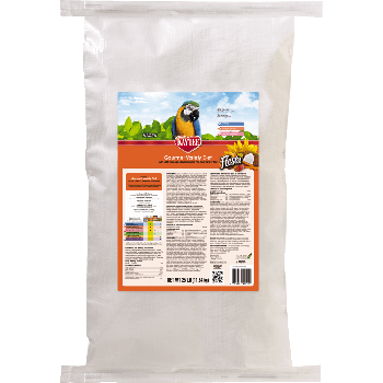 Kaytee Fiesta Macaw Bird Food, 25 lbs.