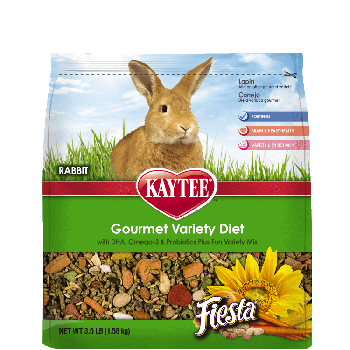 Kaytee Fiesta Rabbit Food, 4.5 lbs.