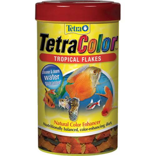 TetraColor Tropical Flakes, 7.06 oz