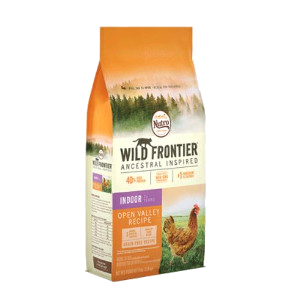 Wild Frontier Indoor Adult Cat Open Valley Recipe